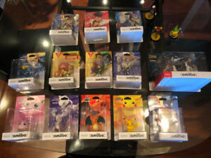 amiibo Collection for Sale in Etobicoke