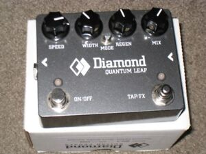 Diamond Quantum Leap guitar pedal