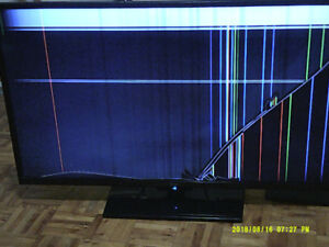 """RCA 40"""" TV for parts"""