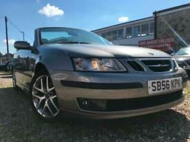 image for SAAB 9-3 1.9 TiD VECTOR CONVERTIBLE LEATHERS SERVICE HISTORY FREE DELIVERY!!!!!!