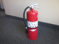 Amerex A411 20 lb. ABC Dry Chemical Fire Extinguisher Winnipeg Manitoba Preview