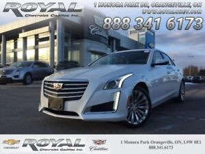 2017 Cadillac CTS Luxury  NOT A RENTAL * GM EXECUTIVE VEHICLE