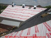 GTA#1 ROOFING,BEST QUALITY JOBS FREE QUOTES,647-986-4917