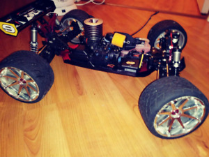 Losi 8ight 2.0 with a 4.6 Savage motor