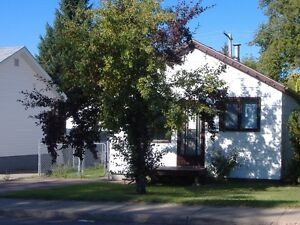 Small 2 bedroom house in North Battleford