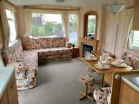 Static Caravan Clacton-on-Sea Essex 3 Bedrooms 8 Berth Atlas Moonstone 2003 St