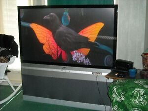 2 BIG SCREEN TV'S $50 or best offer. MUST GO I'm downsizing