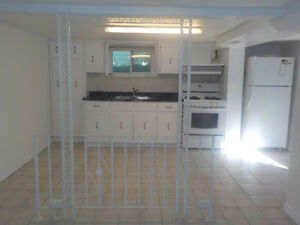 Spacious 1+1 on Danforth Subway Line - Avail Sept 1 or 15
