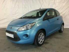 2009 FORD KA 1.2 Studio Hatchback 3d 1242cc