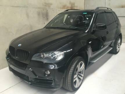 BMW X5 WRECKING  E65 E53 E70 E46 E90 E60 E39 E87 E82 X3 WRECKER