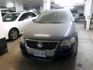 V W passat wagon 2007 for sale