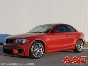 2011 BMW 1M SHOWROOM CONDITION NO ACCIDENTS