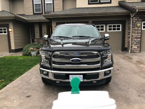 2016 Ford F150 Lariat V6 Ecoboost, Max Tow package, Loaded