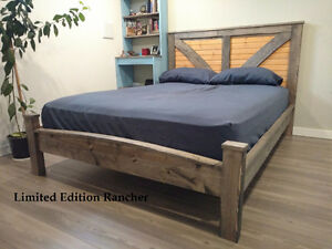 Solid Wood Bed Frames - Multiple Styles