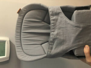Grey Tula Infant insert for baby carrier