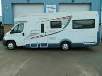 Roller Team Auto-Roller 747 6 berth with 6 seat belts DIESEL MANUAL 2019/19