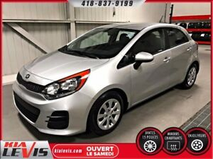Kia Rio RIO5 LX+/AUTOMATIQUE-FULL-AIR 2017