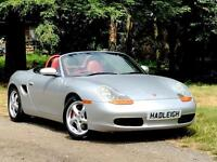 1999 'T' PORSCHE BOXSTER 2.5, ONLY 83000 MILES