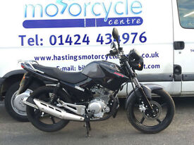 2013 Yamaha YBR 125 Fantastic Condition! Nationwide Delivery!
