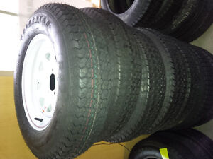 ST 205/75 D15 RIMS AND TIRES London Ontario image 2