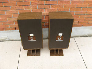 VINTAGE ADVENT 4002 SPEAKER CABINETS Kitchener / Waterloo Kitchener Area image 7