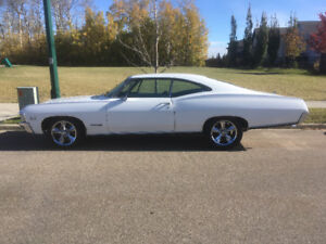 "1967 Impala 396 SS, TH400, factory A/C, Power Windows - ""RARE""!"