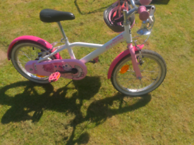 Kids bike easy use breaks