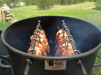 Pit Barrel Cooker / Charcoal Grill BBQ Drum Smoker, Made in USA!