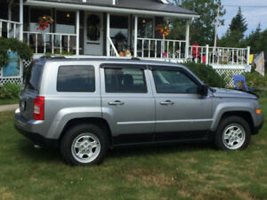 2016 Jeep Patriot | Only 27,000 km!