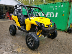 2013 can am commander 1000