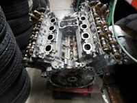Porsche Cayenne S Non Turbo Engine long block For Core or Parts