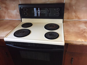 Kenmore electric stove.