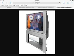 "Hitachi 50"" Projection TV Kingston Kingston Area image 1"