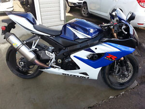 2005 GSX-R 1000cc Low Km's