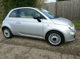 image for 2012 Fiat 500 0.9 TwinAir Lounge (s/s) 3dr Hatchback Petrol Manual