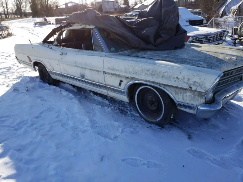 1967galaxie xl q code 428 4v   Classic Cars   Winnipeg   Kijiji