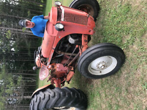2 Older Tractors for sale
