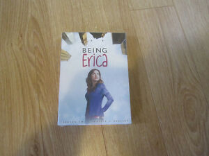 NEW: Being Erica Season 2: 3 DVD set