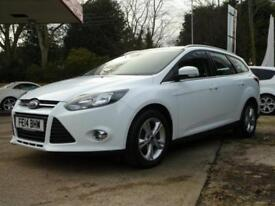 2014 FORD FOCUS 1.0 ZETEC ECOBOOST ESTATE ESTATE PETROL