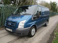 Ford Transit 2.2TDCi Duratorq ( 85PS ) 260S ( Low Roof ) 2008.25M 260 SWB