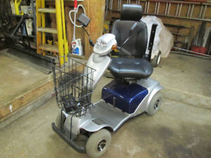 FORTRESS WINNER MOBILITY SCOOTER - EXCELLENT CONDITION
