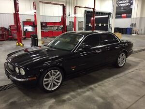2004 Jaguar XJR Safety and E Tested.