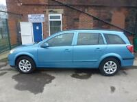 "2004 ""54"" VAUXHALL ASTRA ESTATE 1.8 AUTOMATIC!!"