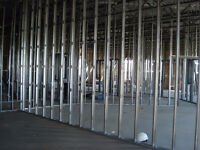 Commercial Drywall Company Hiring Steel framers and labourers