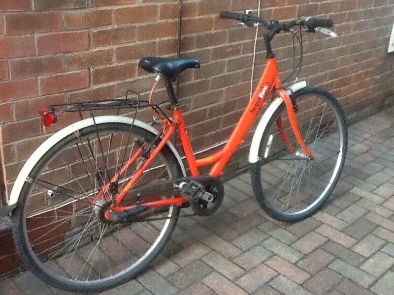 Target Zero Road Bike Hybrid