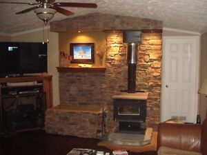 WATERFRONT home on 1.33ac and 1180sq,ft one level floor Windsor Region Ontario image 3