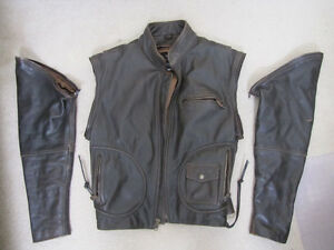 Motorcycle Jacket, Boots, Gloves, and Helmet Kitchener / Waterloo Kitchener Area image 10