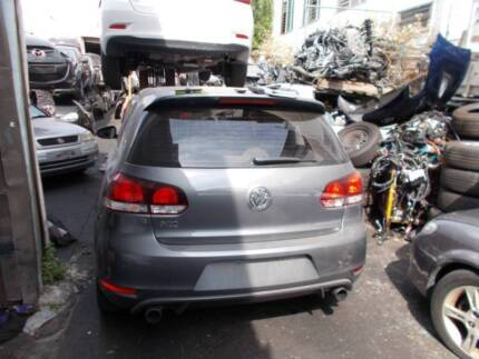 Volkswagen Golf GTI 2012 now wrecking!!! PRICE FURTHER REDUCED!! Gladesville Ryde Area Preview