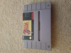 A Link to the Past SNES