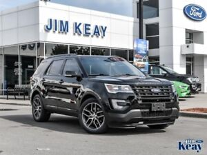 2017 Ford Explorer Sport  - Trade-in - Certified